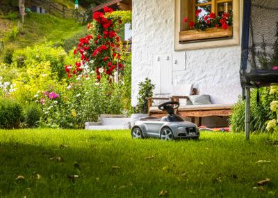 Garten Appartements Jandlbauer Wagrain