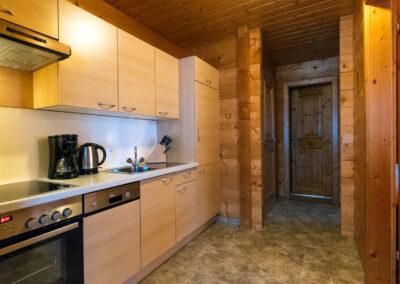 Küche Appartement 3 Jandlbauer
