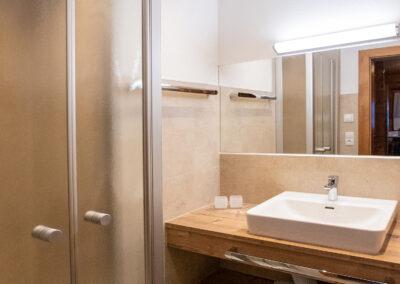 Badezimmer Appartement Jandlbauer