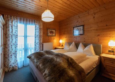 Schlafzimmer Appartement Jandlbauer