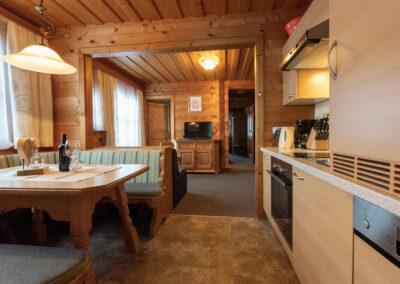Wohnraum Appartements Jandlbauer