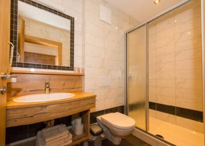 Badezimmer Appartements Landhaus Jandl